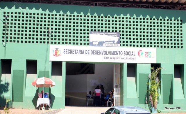 Secretaria de Desenvolvimento Social. Imagem: Secom-Ilhéus.