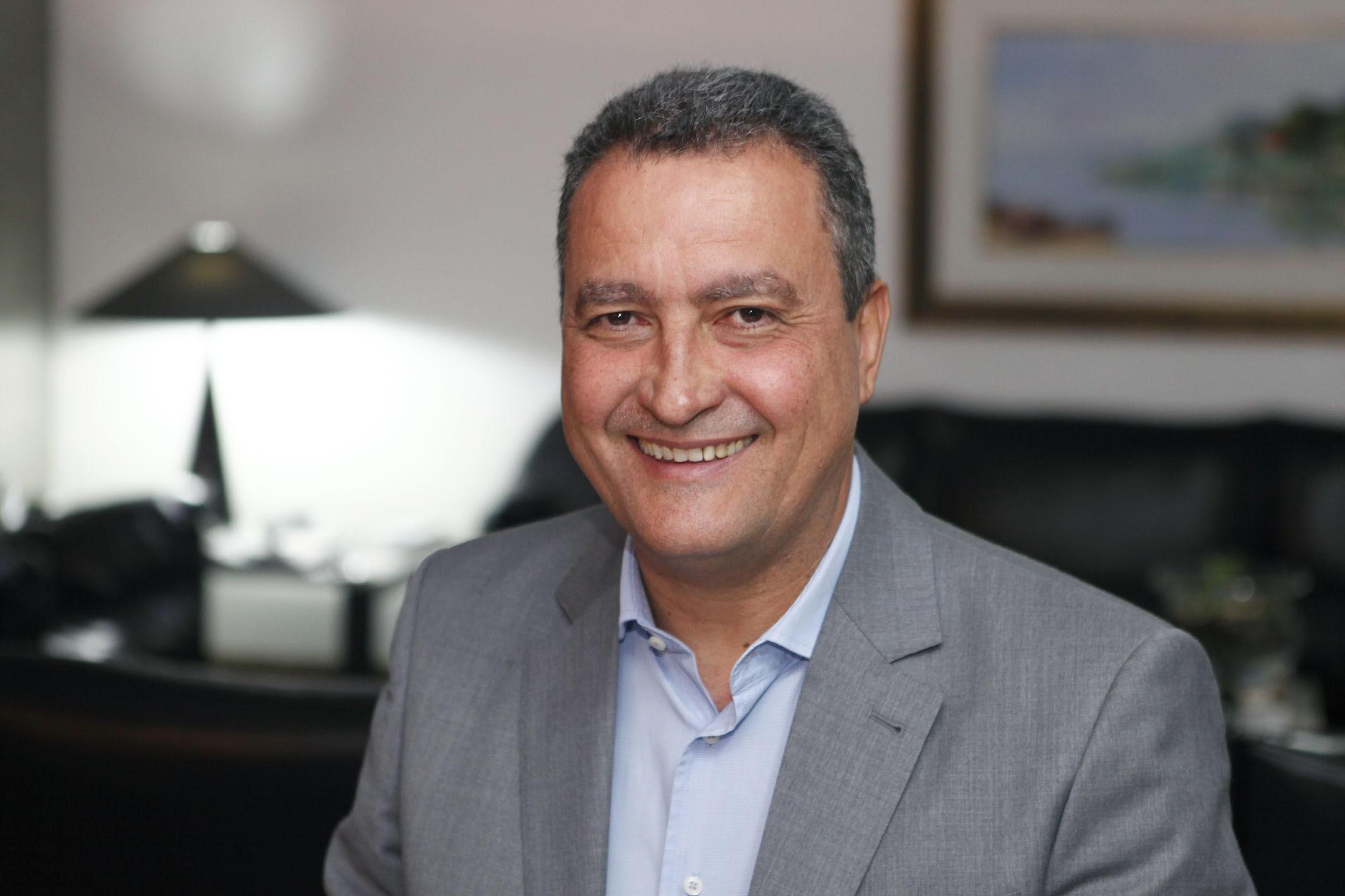 Governador Rui Costa. Foto: Mateus Pereira/ GOVBA