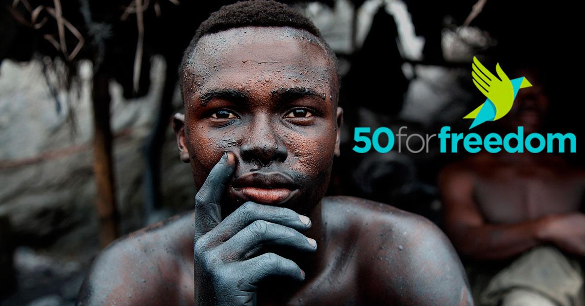OIT convoca cinquenta países para a luta contra o trabalho forçado.