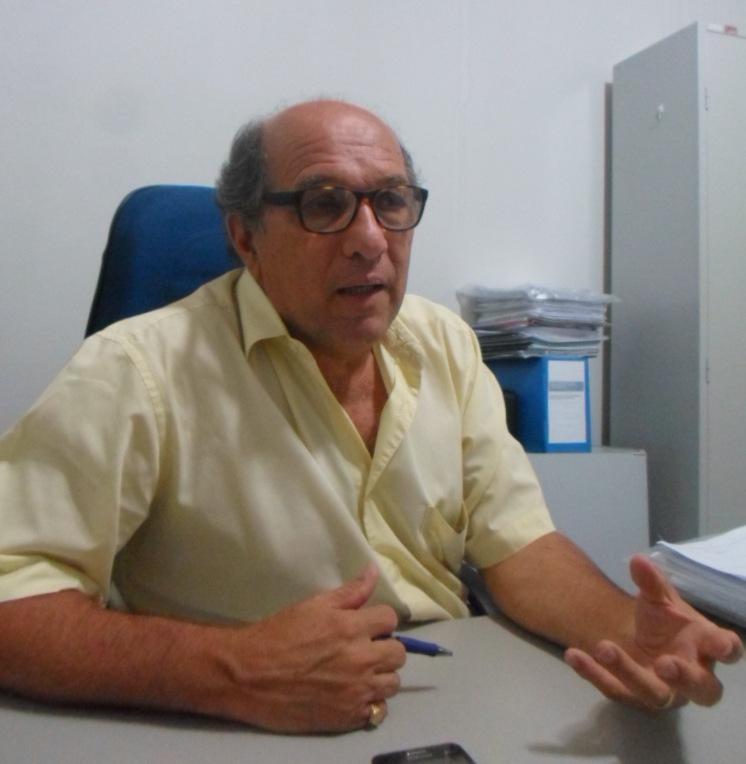 Vice-prefeito José Nazal. Imagem: Thiago Dias/Blog do Gusmão.