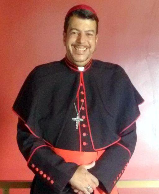 Dom Frater Mário Jorge Pereira Ramos (FCR).