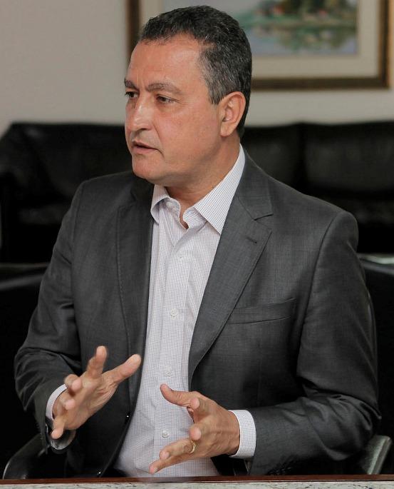 Rui quer indústria baiana mais competitiva. Imagem: Mateus Pereira/GOVBA.