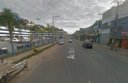 Imagem: Google Maps.