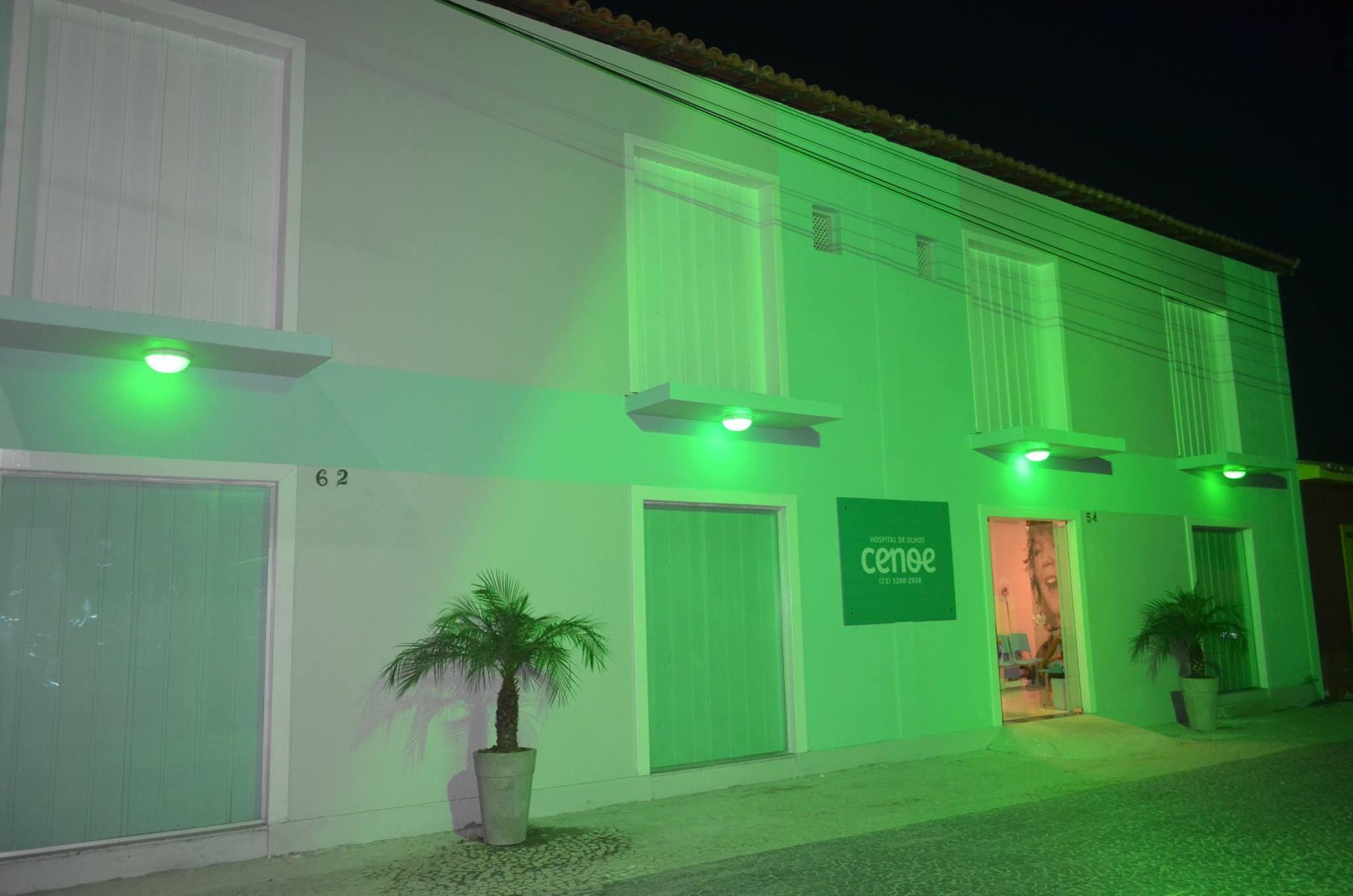 Unidade do CENOE em Porto Seguro.