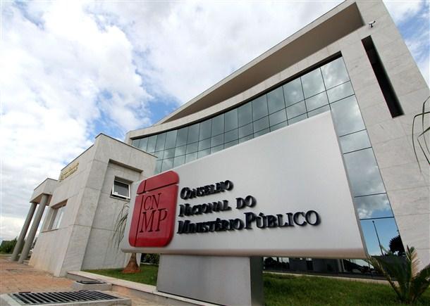 Sede do Conselho Nacional do Ministério Público.