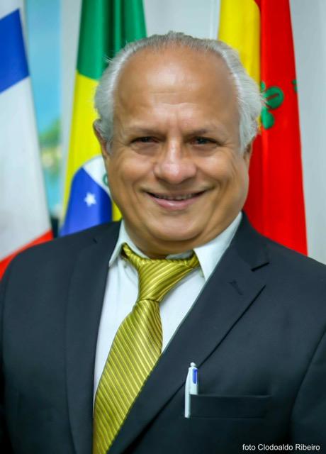 Paulo Carqueija. Imagem: Clodoaldo Ribeiro.