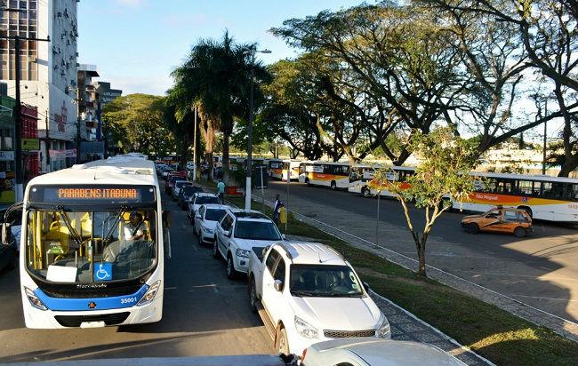 Categoria aceita contraproposta das empresas de ônibus. Imagem: Secom-Itabuna.