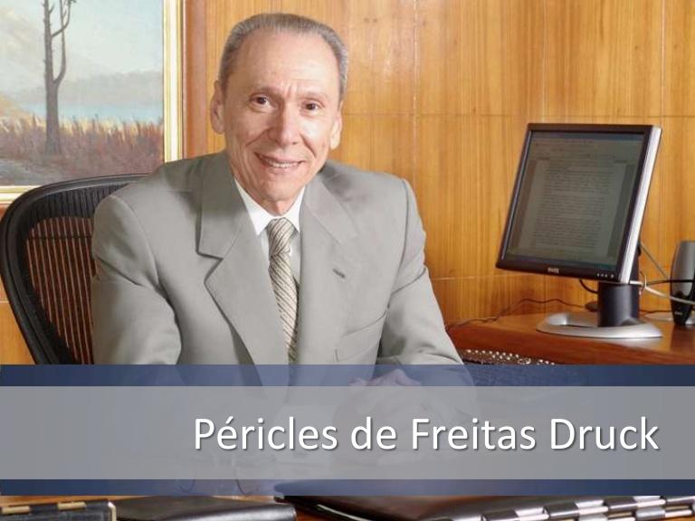 Péricles Drucks é proprietário da empresa Habitasul.