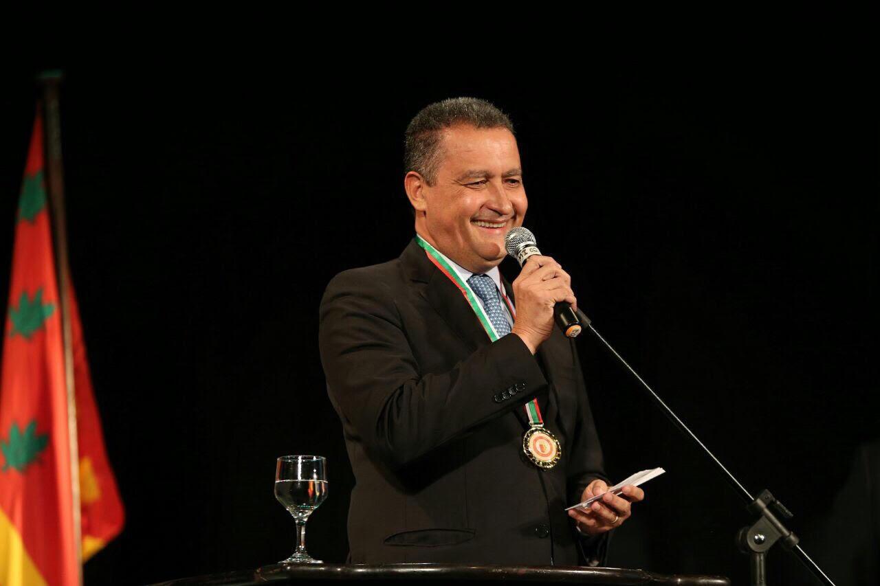 Governador Rui Costa. Imagem: Secom/GOVBA.