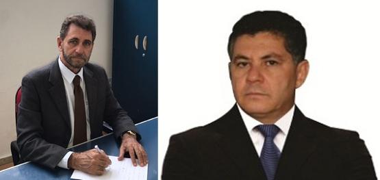 O professor Jackson Cordeiro e o empresário José Francisco trabalharam juntos para consolidar credibilidade da FACISA.