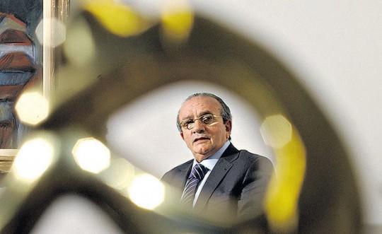 O ex-presidente do STJ Cesar Asfor Rocha, citado por Palocci em negociação de delação premiada.