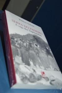 Serra do Padeiro chega às livrarias. Imagem: Waldeny Andrade