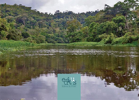 Editora lança livro sobre estudos das bacias hidrográficas do Brasil. Imagem: Editus