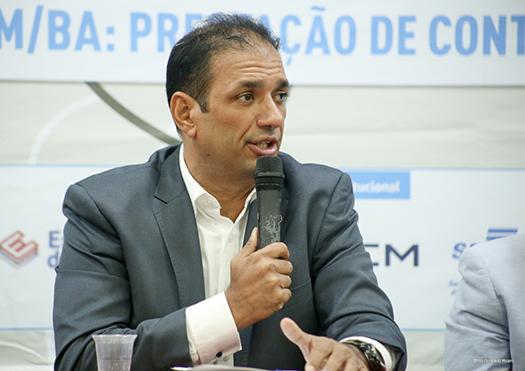 Prefeito Mário Alexandre. Imagem: Divulgação.