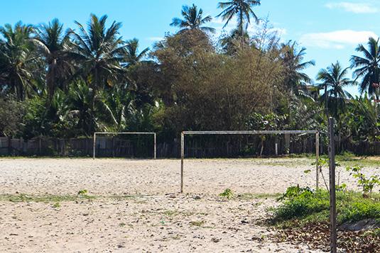 Áreas do município estão sendo reformas. Imagem:  Clodoaldo Ribeiro.