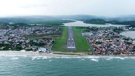 O futuro do aeroporto de Ilhéus. Imagem: José Nazal.