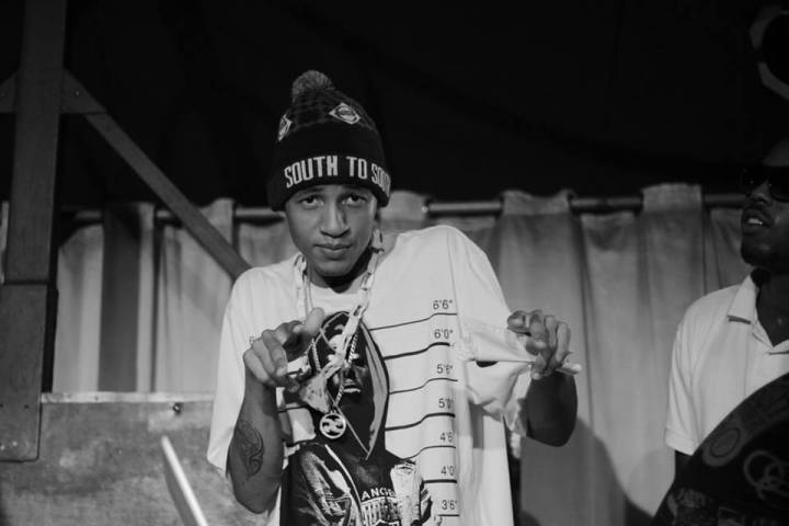 O rapper ilheense Cijay vai participar do seminário do Centro Fé e Alegria. Imagem do blog Torço Pru Bem.