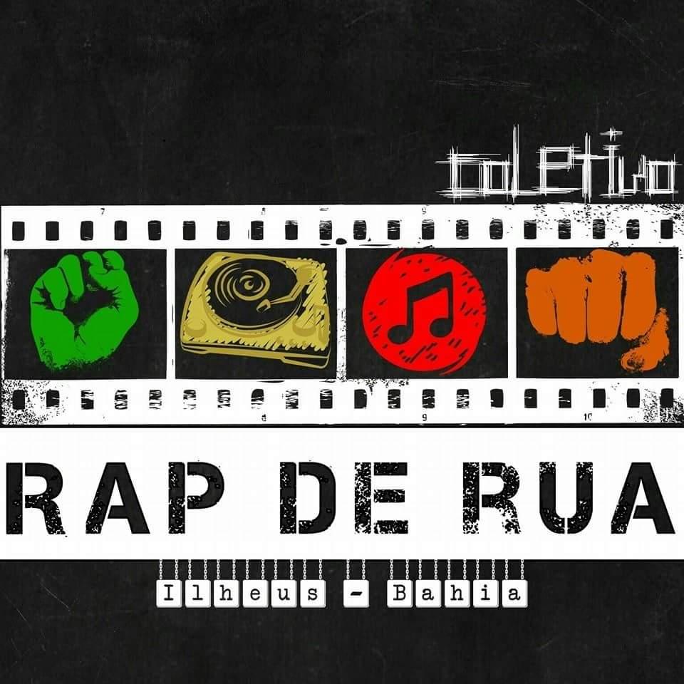 Clique no link abaixo e participe da pesquisa do Coletivo Rap de Rua.