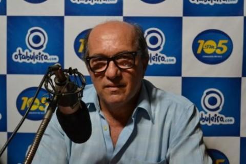 Vice-prefeito José Nazal. Imagem: O Taboleiro.
