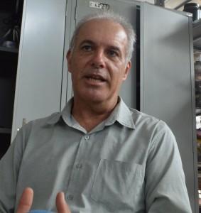 Professor Celso Carlino Mario Fornarj Junior. Imagem: Divulgação.