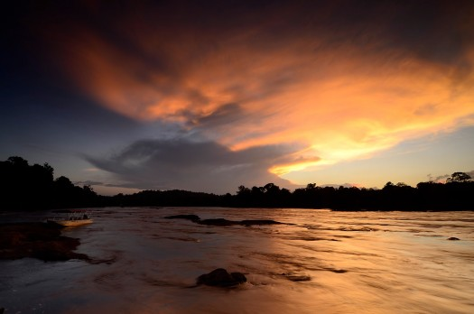Parque Nacional Montanhas do Tumucumaque, área de proteção ambiental integral.