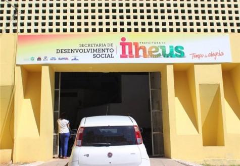 Prefeitura realiza evento com beneficiários do Bolsa Família. Imagem: SECOM/Ilhéus.
