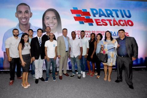 Segundo edital do Partiu Estágio. Imagem: Manu Dias.