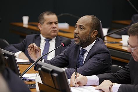 Deputado Federal Bebeto Galvão. Imagem: Divulgação.