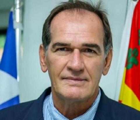 Vereador Aldemir Almeida (PP).