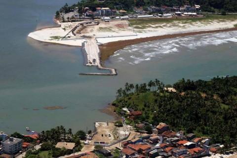 Ponte Centro-Pontal. Imagem: José Nazal/ Divulgação.