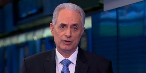 William Waack é suspenso de Jornal da Globo.