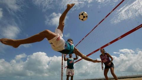 Campeonato Baiano de Futevôlei é realizado pela FAFEB, com o apoio da Prefeitura de Ilhéus.