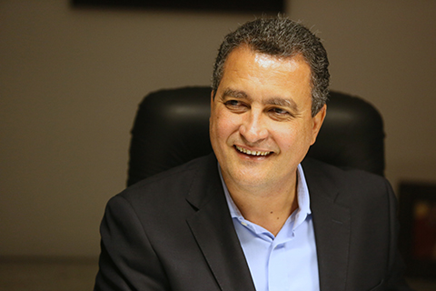 Governador Rui Costa anuncia concurso da Polícia Civil.