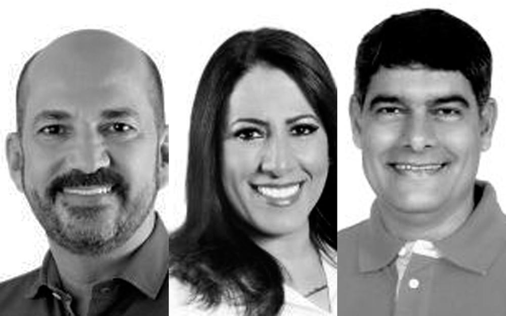 José Robério, Claudia Oliveira e Agnelo Santos também são alvo de mandados de condução coercitiva.