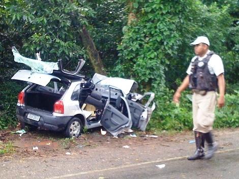 Disque-denúncia pode ser acionado em casos de acidente ou crime nas rodovias estaduais.