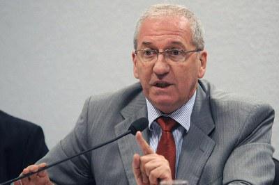 Franklin Martins, ex-ministro da Comunicação. Imagem: Antonio Cruz/ABr.