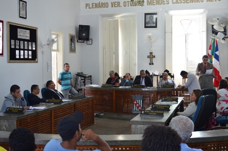 Câmara de Vereadores de Canavieiras.