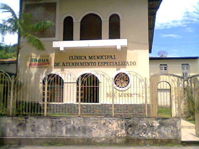Clínica Municipal de Atendimento Especializado - CMAE.