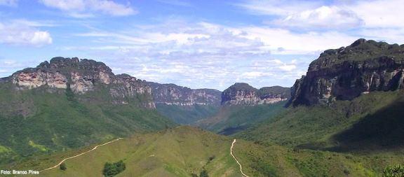Parque Nacional da Chapada Diamantina. Imagem: Branco Pires.