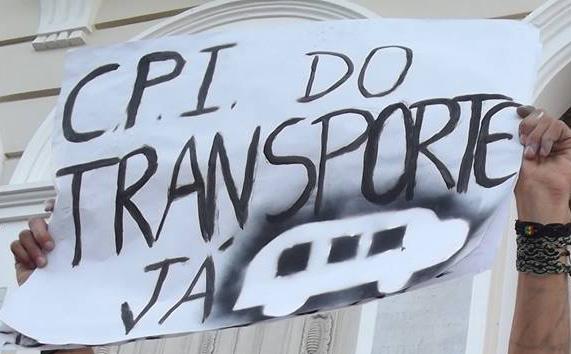 CPI do transporte já