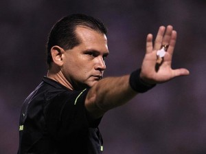 Carlos Amarilla: ameaça ao futebol.