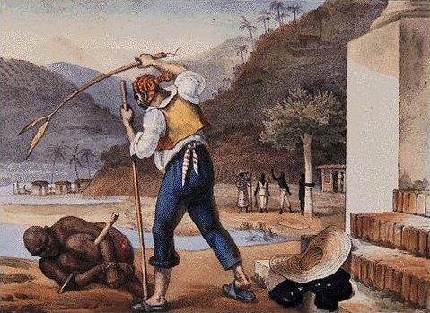 Escravidão - Debret.