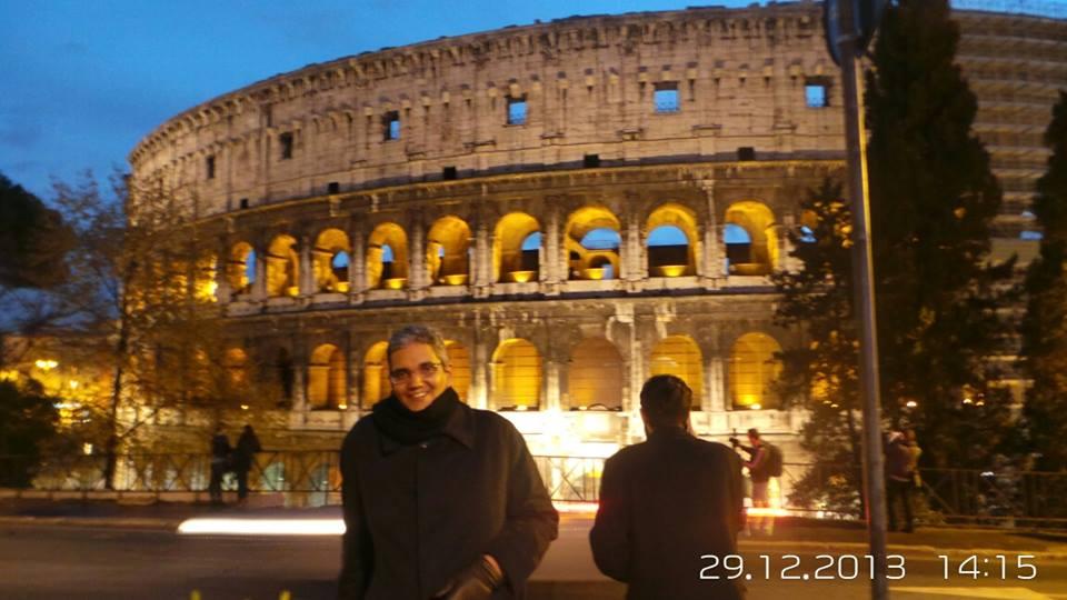 Israel em Roma.