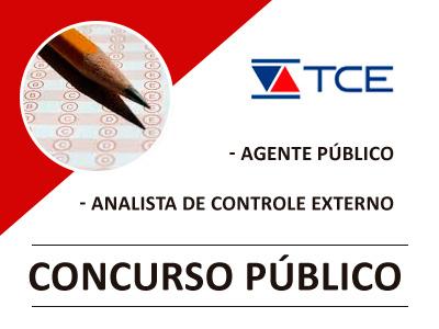 Concurso TCE