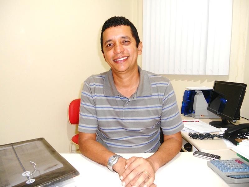 Jairo Araújo. Imagem: Gabriela Caldas.
