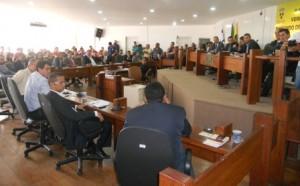 Sessão desta quarta-feira (19) na Câmara de Vereadores de Itabuna.