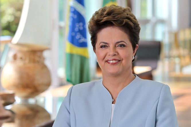 Presidenta Dilma Rousseff. Foto: Ricardo Stucker.