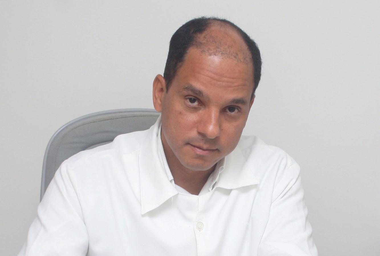 Eduardo Rocha. Foto: Gidelzo Silva.