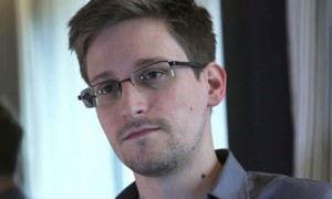 Edward Snowden. Foto: The Guardian.