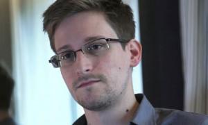 Edward Snowden. Foto: The Guardian.